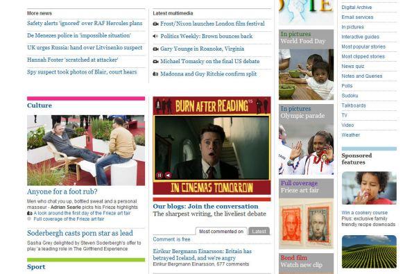 Guardian Unlimited screengrab