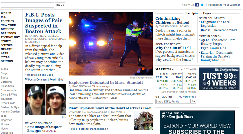 New York Times_Watertown_Boston